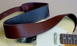 Durango Model Leather Guitar Straps