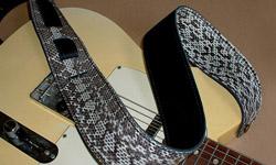 Featured Guitar Straps