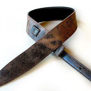 Durango-Relic model leather guitar strap