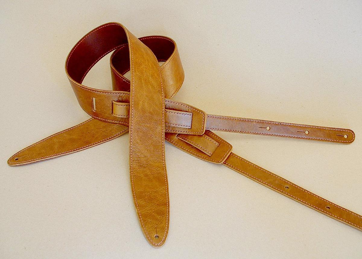 durango classic leather guitar strap el dorado leather guitar straps accessories. Black Bedroom Furniture Sets. Home Design Ideas