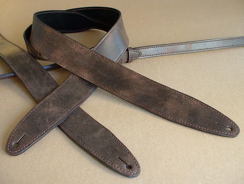 relic leather guitar strap el dorado leather guitar straps accessories. Black Bedroom Furniture Sets. Home Design Ideas