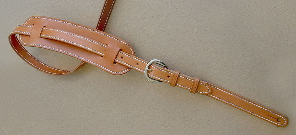 guitar Fender strap leather vintage