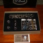 El Dorado hand-engraved metal replacement Telecaster Tele parts set
