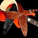 Supernatural Guitar Strap