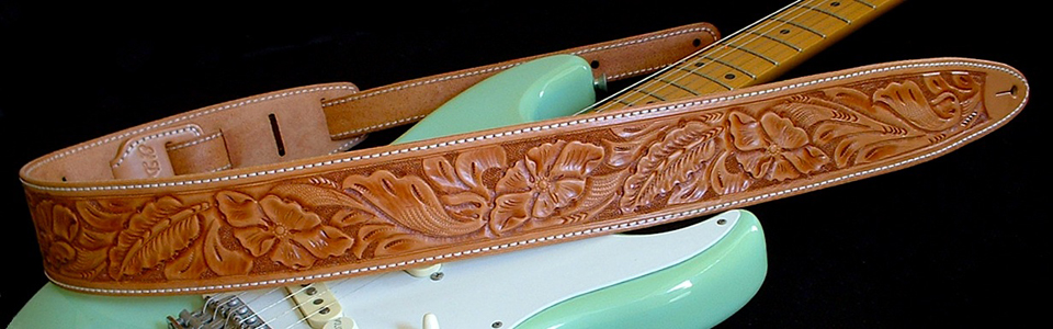 hand tooled Durango for tile